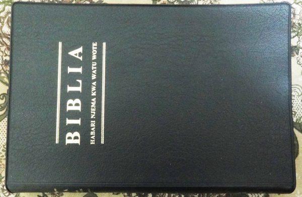 BIBLIA HABARI NJEMA KAWAIDA -CLO52P