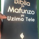 Biblia ya Uzima Tele (Toleo la Kujifunza2)