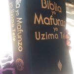 Biblia ya Uzima Tele (Toleo la Kujifunza3)