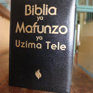 Biblia ya mafunzo ya uzima tele